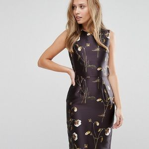 Hope and Ivy Pencil Dress
